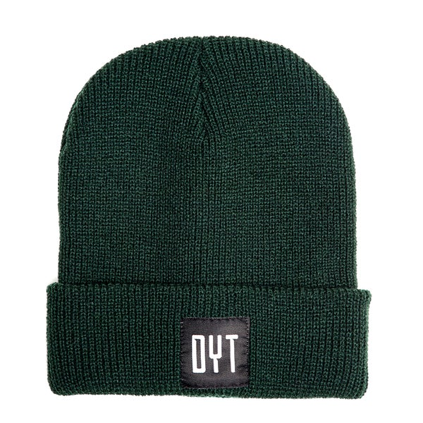 Image of BEANIE DYT VERDE