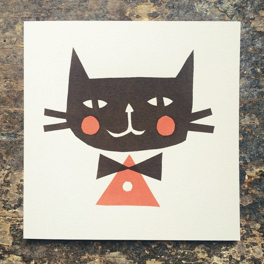 Image of Cat Card