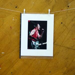 Image of The Clash/Joe Strummer Photo Prints (Large)