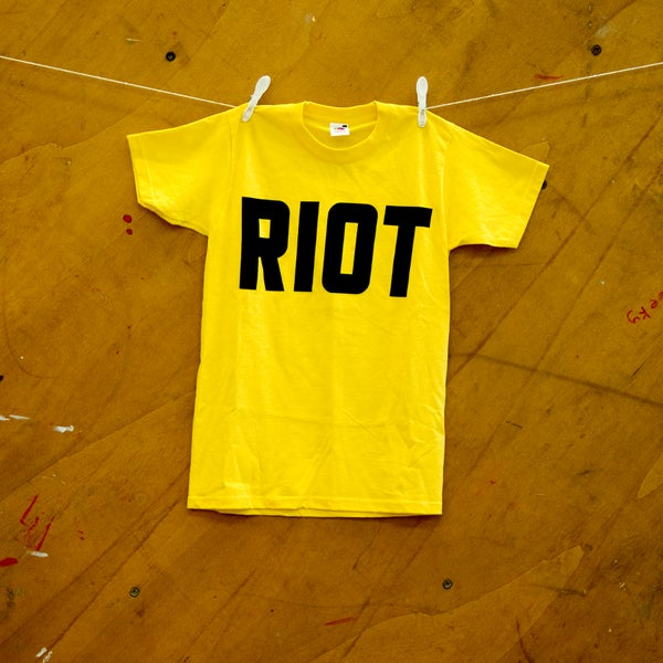 Image of ADP Riot Tour T-shirt