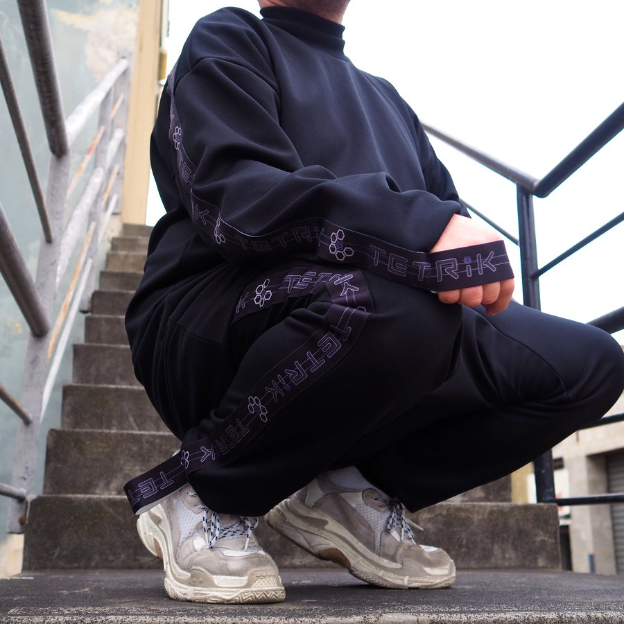 Image of DEEP_SPACE DARK TRACK SUIT