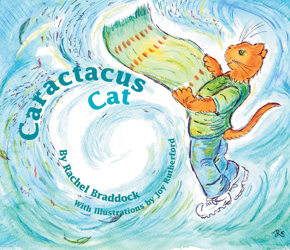 Image of Caractacus Cat