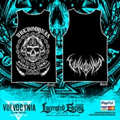 Image of VULVODYNIA - Slam Death Mens Tank Top