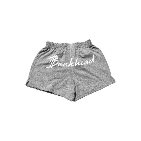 Image of Grey Bankhead Twerk shorts