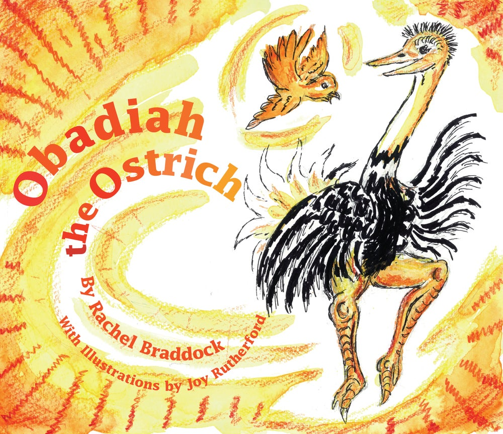 Image of Obadiah the Ostrich