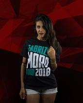 FABRIZIO MORO - TOUR TSHIRT - HONIRO STORE