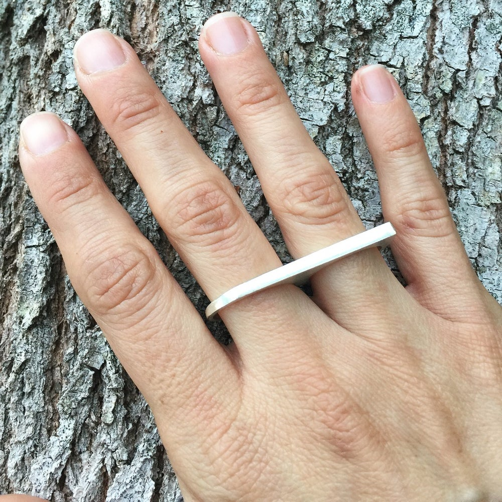 Image of Two Finger Rings