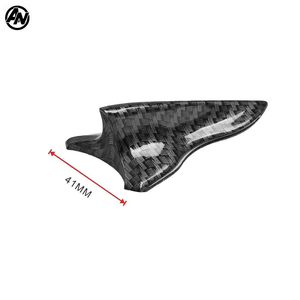 Image of (ALL ALTIMAS) AIR VORTEX GENERATORS FOR ALTIMA ROOF (Carbon Fiber Style)