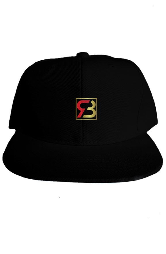 Image of Red Bottoms Custom Snap Back
