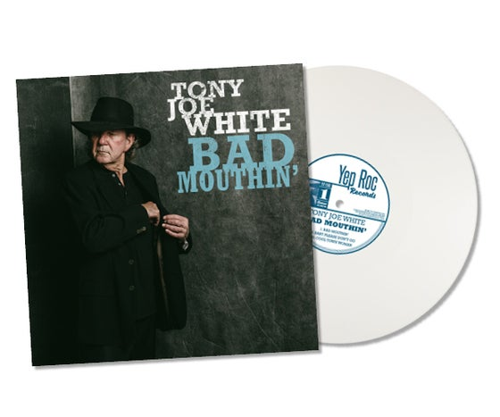 Image of BAD MOUTHIN' - 2 x LP - LIMITED EDITION WHITE VINYL