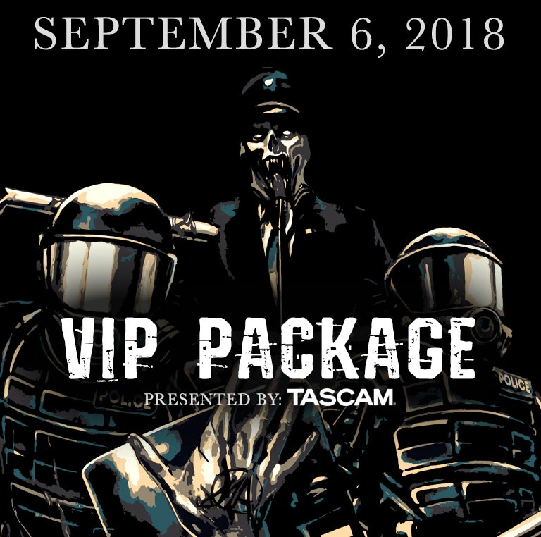 Image of VIP MEET & GREET SEPT 6, 2018 THE GRAMERCY THEATRE NYC