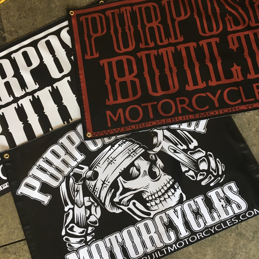 Image of PBM Garage Banners