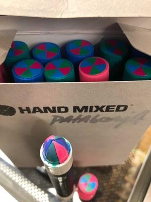 """Hand Mixed Split Sakura """"Patagonia"""" 6 Split"""