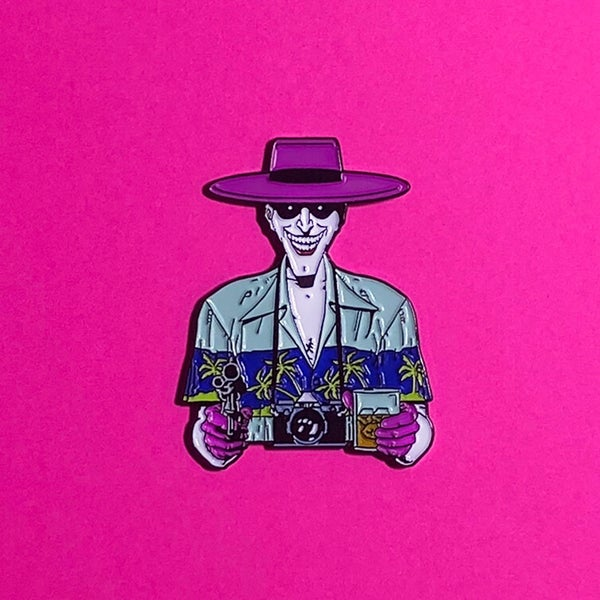 Image of The Killing Joke Pin-Soft Enamel