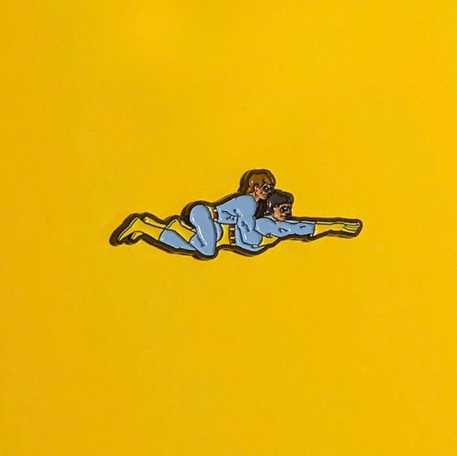 Image of The Ambiguously Gay Duo Pin