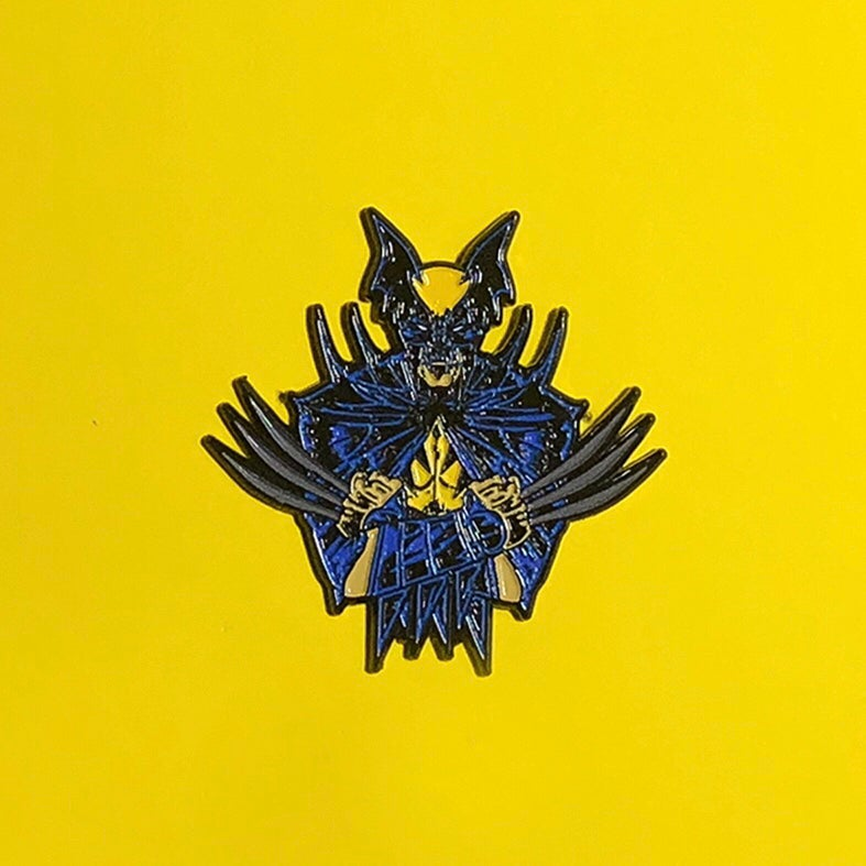 Image of Dark Claw Pin