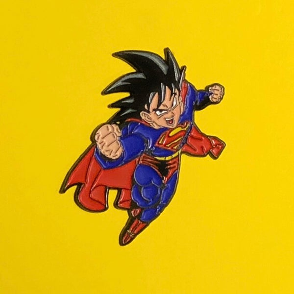 Image of Super Goku Pin