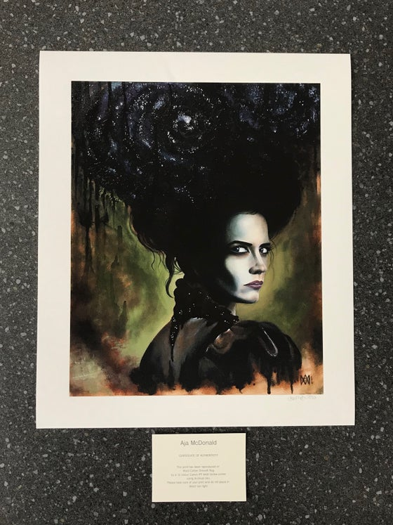 "Image of ""Possesion"" Limited Print"