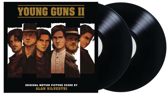 Image of (PRE-ORDER) Young Guns II - Original Motion Picture Score (2 LPs)