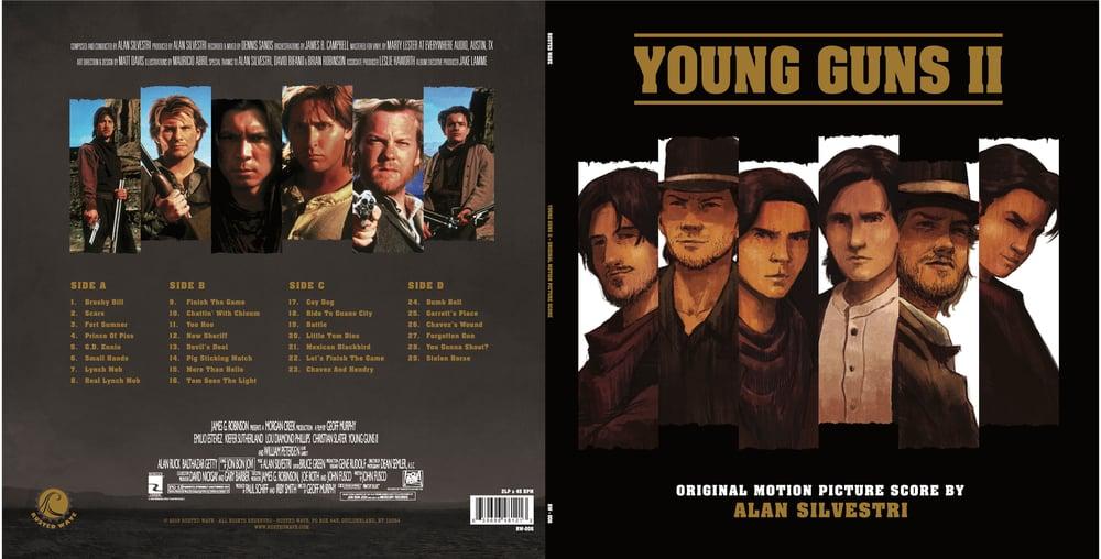 Young Guns II - Original Motion Picture Score (2 LPs)