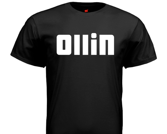 Image of Ollin 100% Cotton T-Shirt