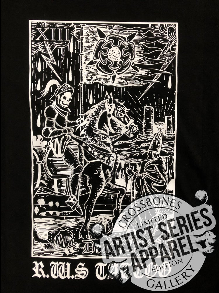 Image of Rob Artist Tee