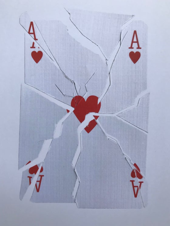 Image of Shattered Love (limited edition print)