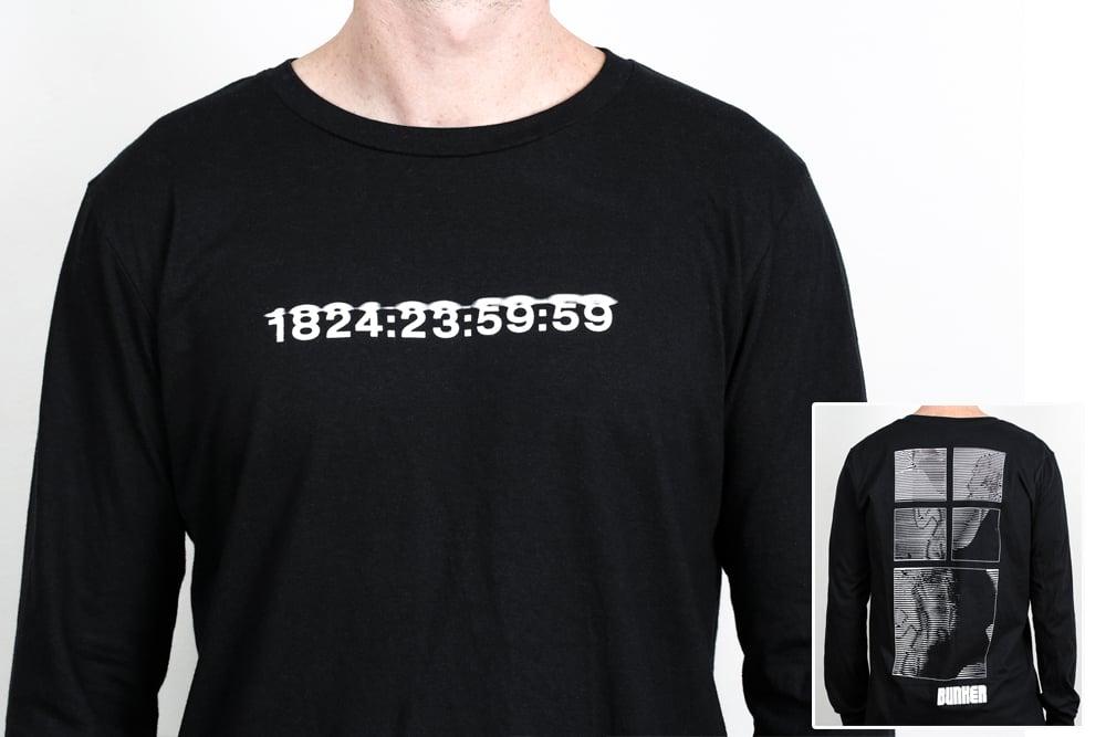 Image of Bunker 5th Birthday Long-sleeve shirt