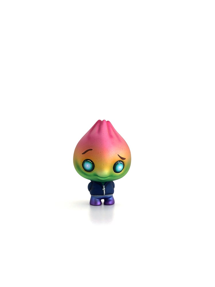 Image of Rainbow Flavoured Bao by Daniel Yu