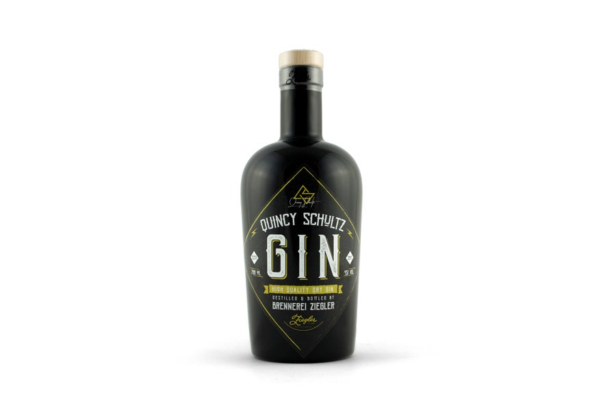 Image of Quincy Schultz Gin