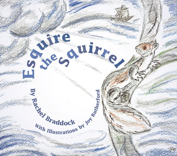 Image of Esquire the Squirrel