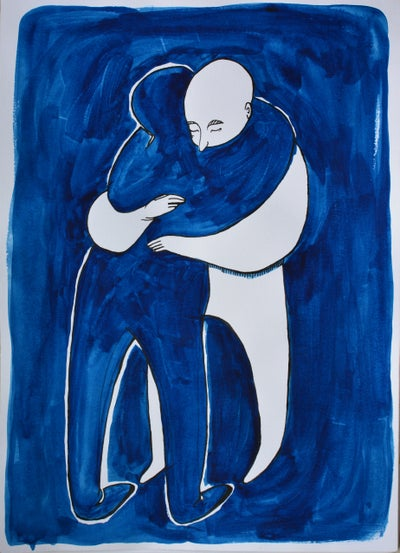 Image of Vinarfaðmur / Friends Embrace