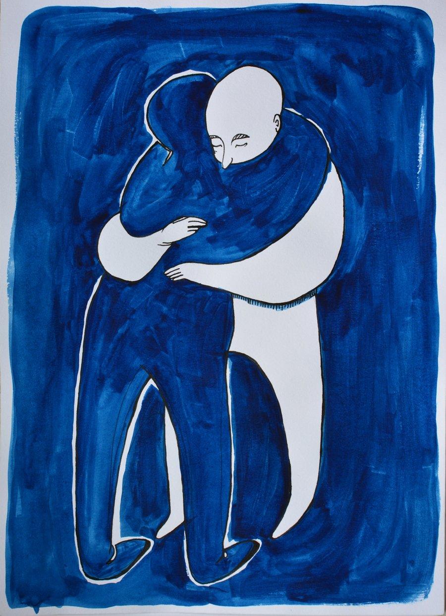 Image of Vinarfaðmur / Friends Embrace