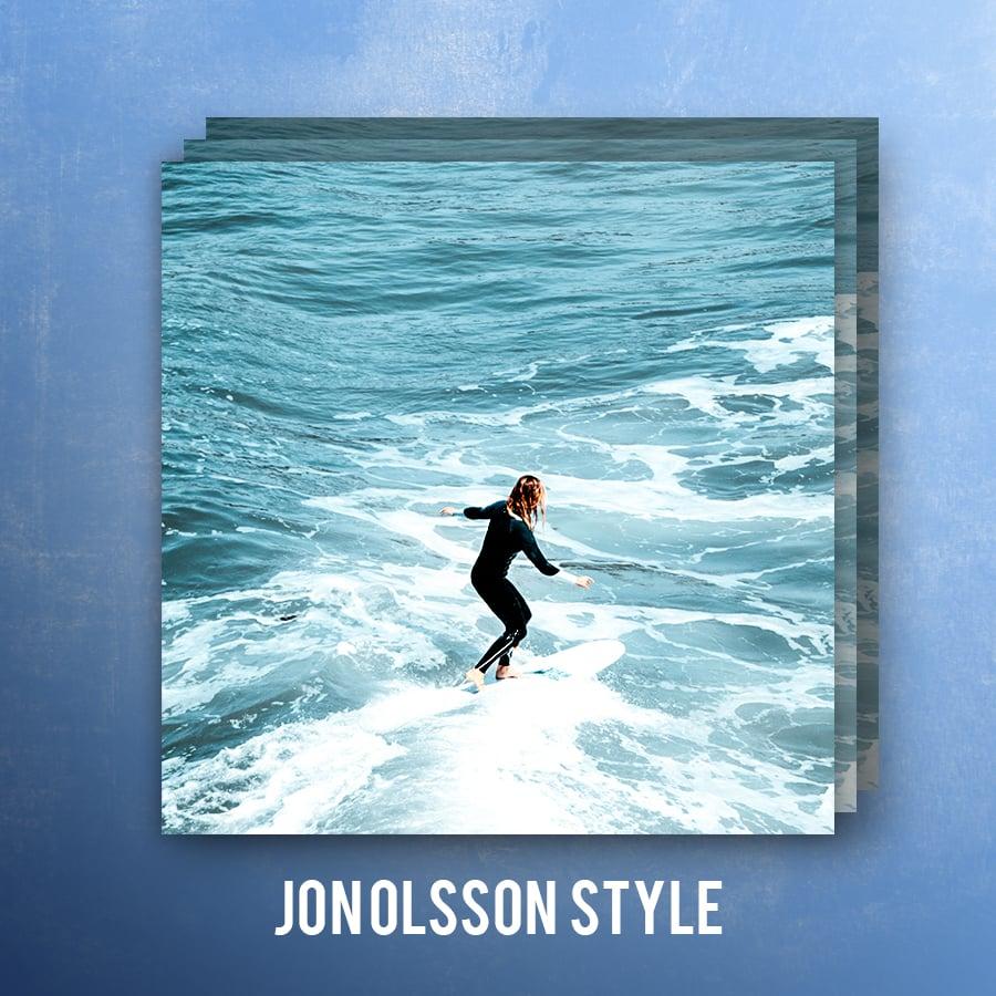 Image of JON OLSSON STYLE PACK