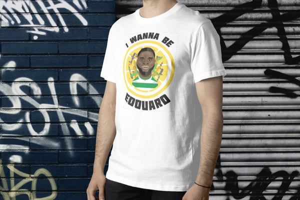 Image of I Wanna Be Edouard t-shirt