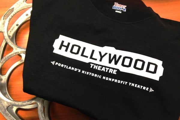 Image of Hollywood Theatre Logo