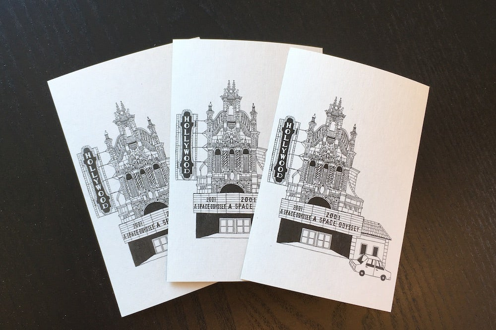 Image of 10 Postcards Designed by Carson Ellis