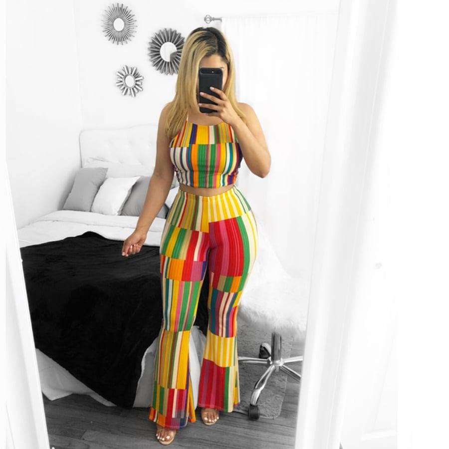 Image of Brianna multi color set