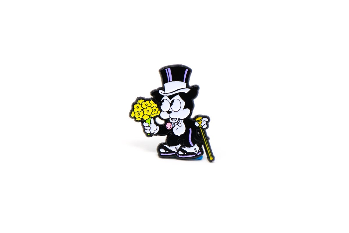 Image of Betty Boop - Bonnet Enamel Pin Set
