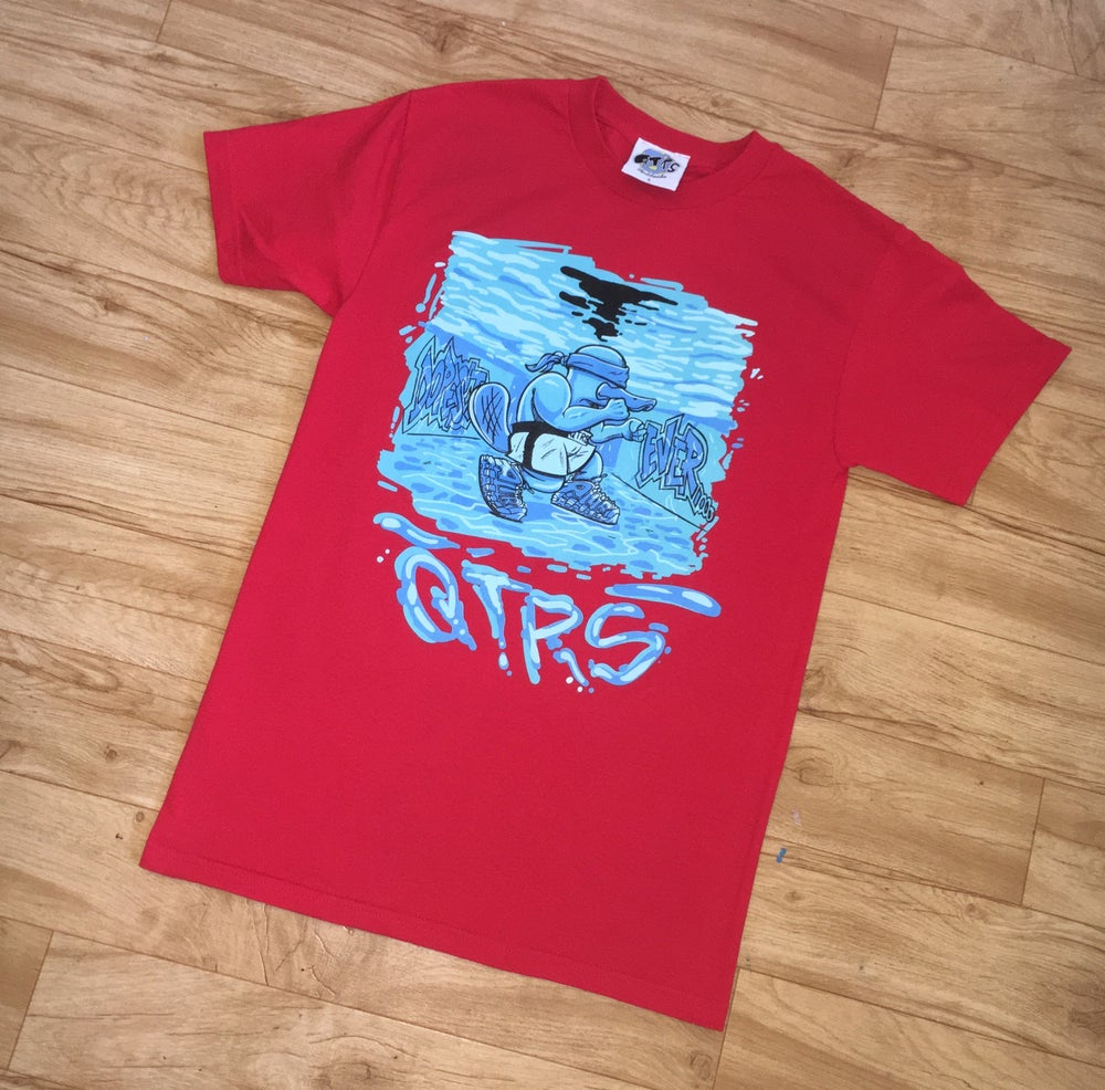 """Image of QTRS """"Dopest Ever"""" Tees"""