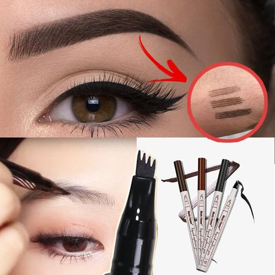 Image of Waterproof ForkTip Eyebrow Pen