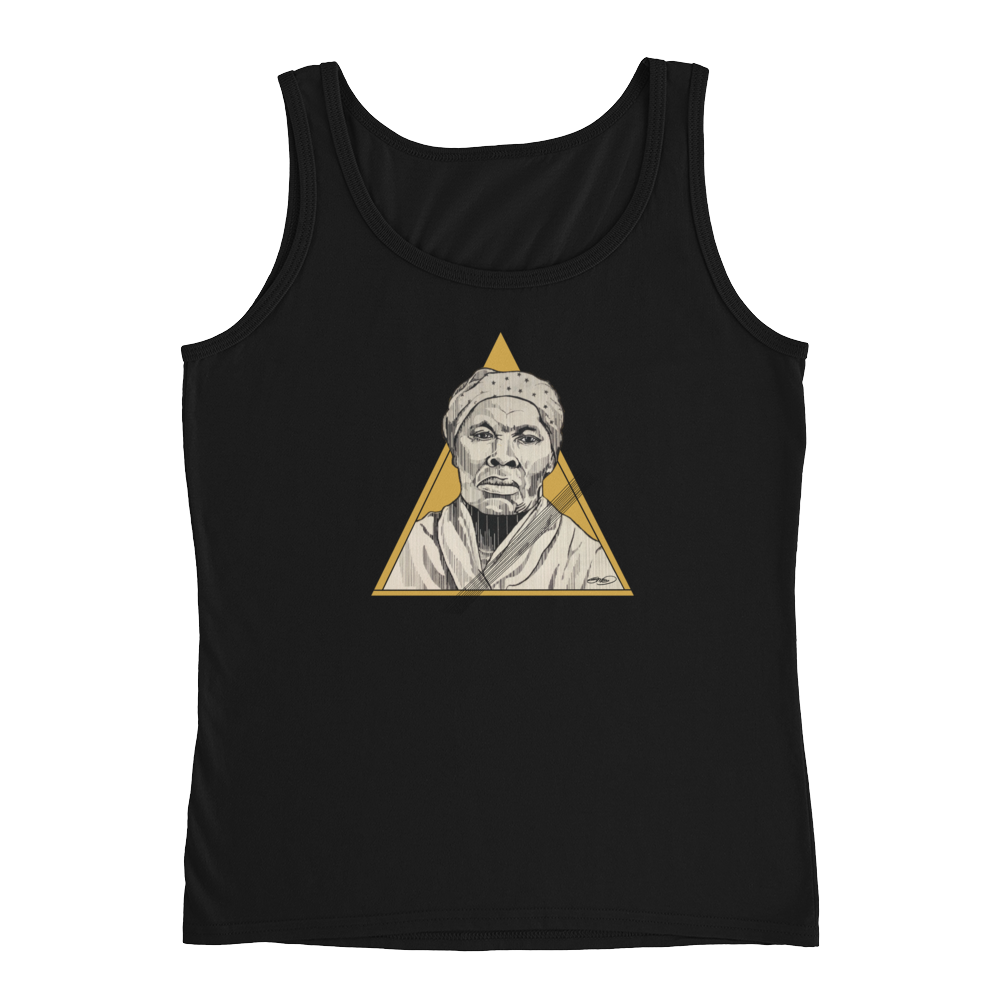 Image of Moses Came Through Buffalo - Black Tank