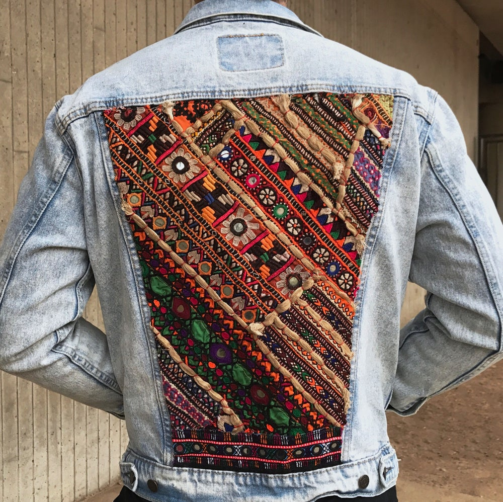 Image of Custom Levi's Jacket