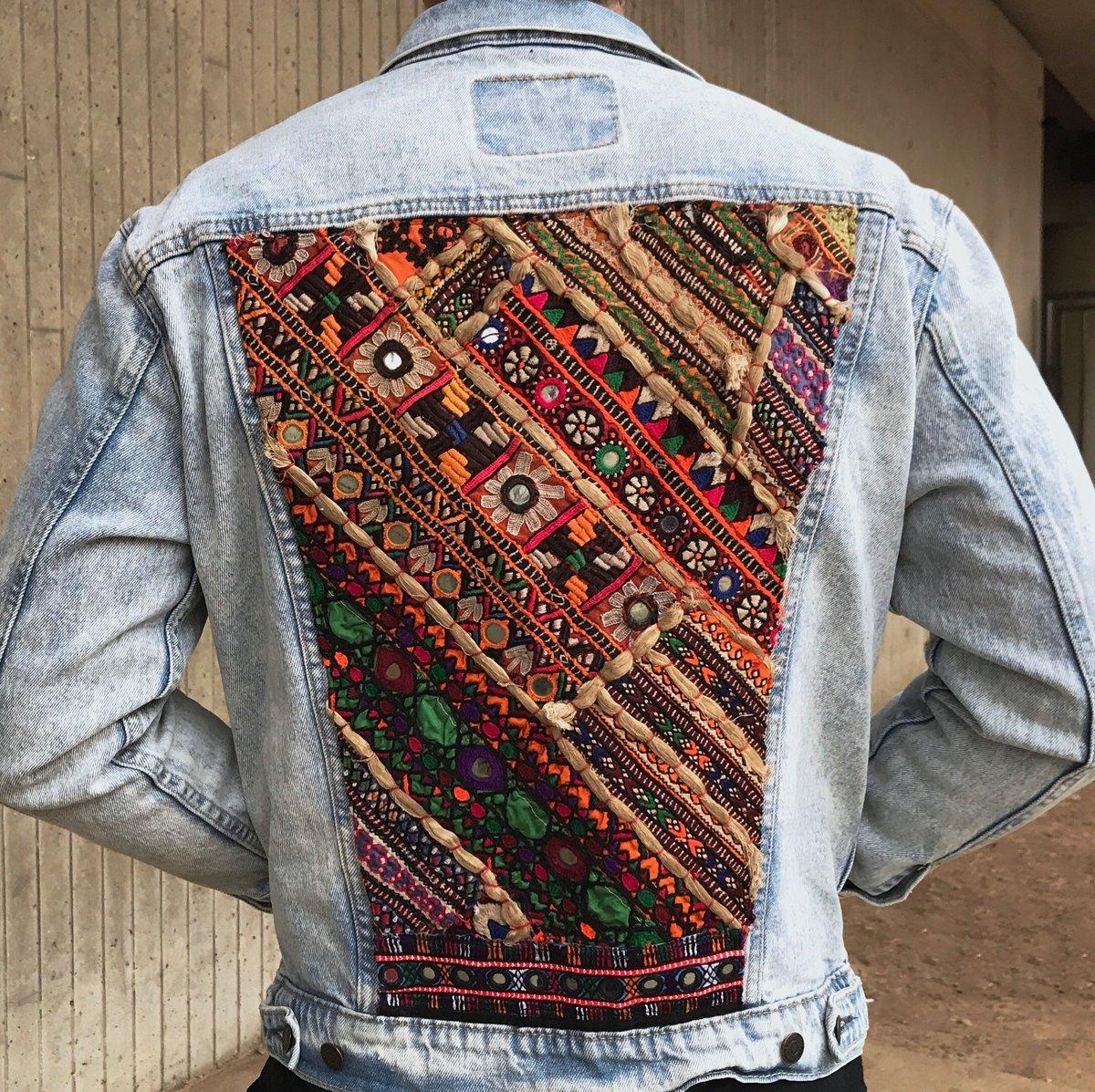 Image of Custom Levi's Jacket