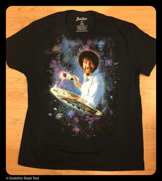 Bob Ross T-Shirt!