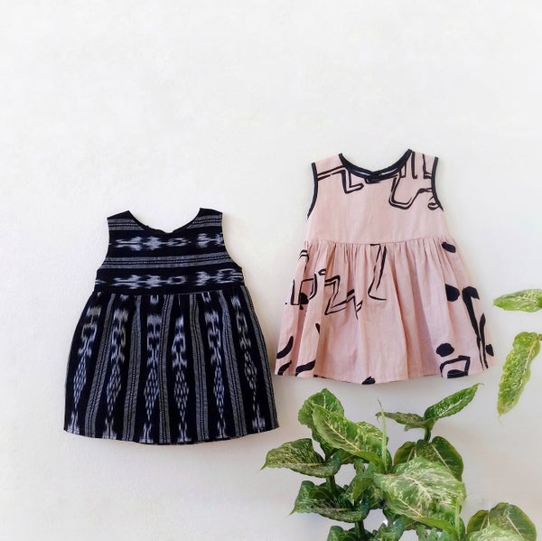 Image of SALE elskan . babydoll dress