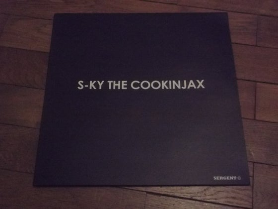 Image of S-KY The COOKINJAX : Rhyme Order 1&2 - LP - Ready to be shipped