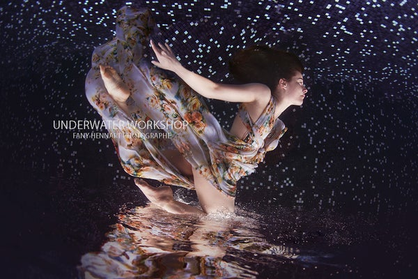 Image of FANY HENNART UNDERWATER WORKSHOP ONE TO ONE