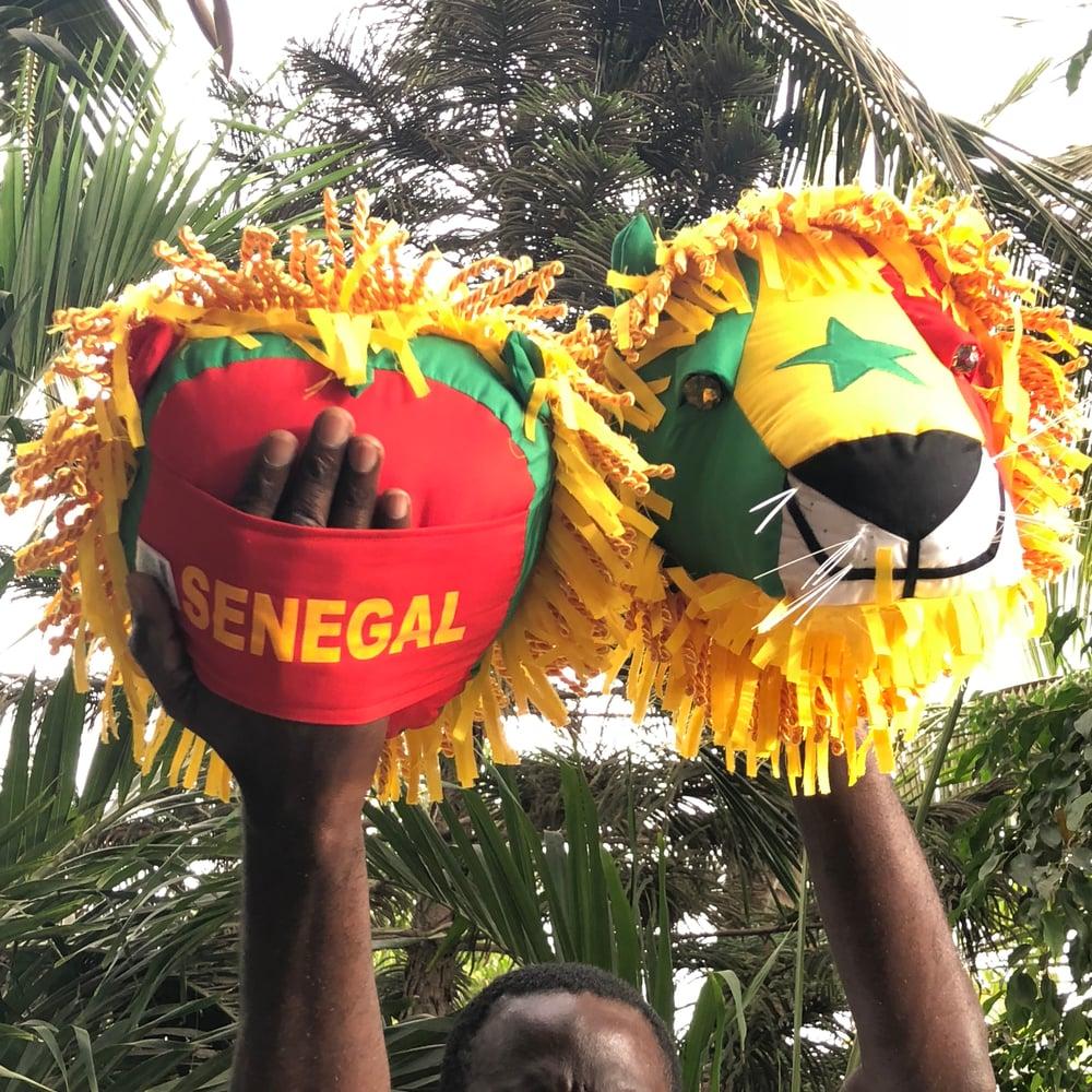 Image of Senegalese Mascote