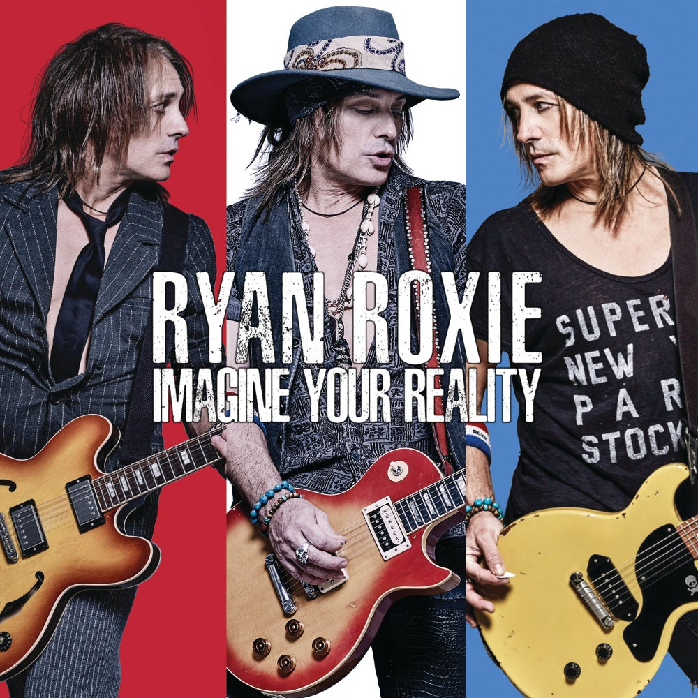 Image of Ryan Roxie - Imagine Your Reality - UK IMPORT CD